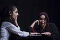 تئاتر باغ وحش شیشه ای به کارگردانی محمد حسینی در قم به روی صحنه رفت - عکاس- مصطفی معراجی 14.jpg