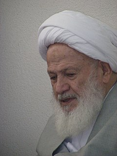 Abbas Mahfouzi Iranian Grand Ayatollah