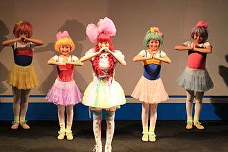 Kyary Pamyu Pamyu - Pamyu Pamyu performing at the 4th Okinawa International Movie Festival.
