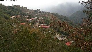 Jianshi, Hsinchu Mountain indigenous township