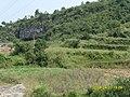 因挖煤而塌陷的岩屋 - panoramio.jpg