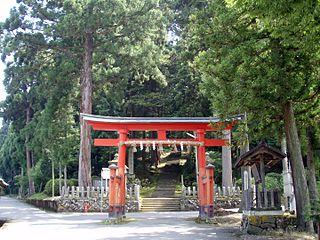 Ōshio Hachiman Shrine