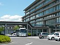 大淀町役場にて Ōyodo-chō town office 2011.7.10 - panoramio.jpg