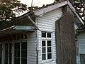 天母白屋(美軍宿舍U.S. military dormitory) White House, Tianmu,Taipe (Former U.S. Military Advisors' Residence) 美國前軍事顧問的公寓 (未整修前攝影) - panoramio (1).jpg