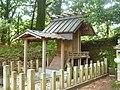 宇陀市大宇陀藤井 大神宮の本殿 Fujii Daijingū 2011.6.03 - panoramio.jpg
