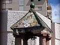 010 El Parquet (Vilafranca del Penedès), av. Lluís Companys, pou.JPG