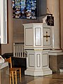 021212 Pulpit of Holy Trinity Church in Warsaw (Lutheran) - 01.jpg