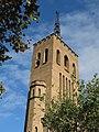 025 Església de Sant Josep (Badalona), campanar.jpg