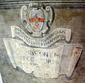 02 cosimo gheri, martirio di san simone, 1590, stemma.JPG