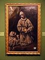 032 Biblioteca Museu Víctor Balaguer, sala Prado, Sant Francesc d'Assís (El Greco).jpg