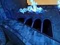 075 Llum BCN, instal·lació Fragmentació, Casa Padellàs, Museu d'Història de la Ciutat.JPG