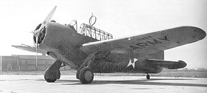 Illinois Air National Guard - 108th OS North American O-47B 39-108-04, likely at Midway Airport, 1942
