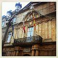 11 janvier 2015 - Mairie d'Aix-en-Provence - Balcon.JPG