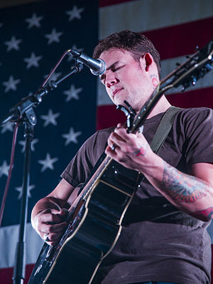 James Durbin (singer) - Image: 140322 F VU439 149 James Durbin at Transit Center at Manas 2014