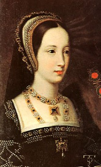Mary Tudor, Queen of France - Image: 1496 Mary Tudor