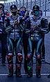 15 Portimao GP 20 a 22 de Noviembre de 2020. Cto de Portimao, Portugal (50634089741) - Petronas Yamaha's Quartararo and Mordibelli (cropped).jpg