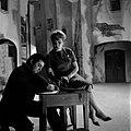 17.10.1962. Jeanne Rhode. Roberto Benzi. etc. (1962) - 53Fi2979.jpg