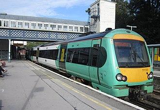 British Rail Class 171 - Image: 171727 Southern
