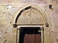 171 Abadia de Santa Maria, porta de la capella de Sant Bartomeu.jpg