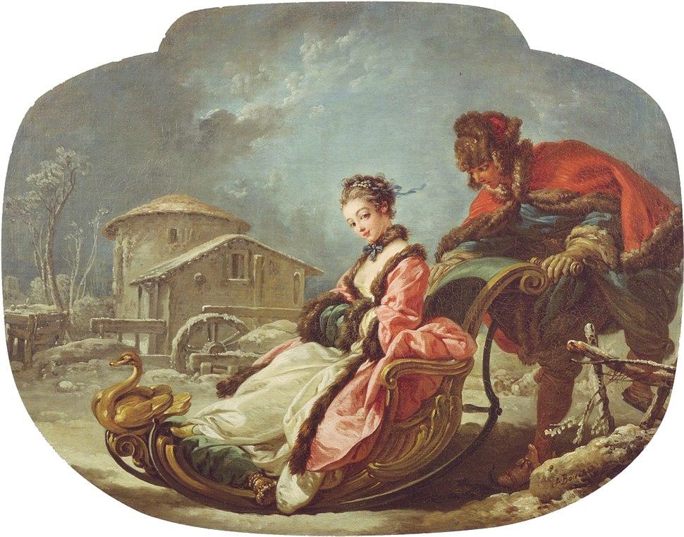 1755 Francois Boucher Winter anagoria