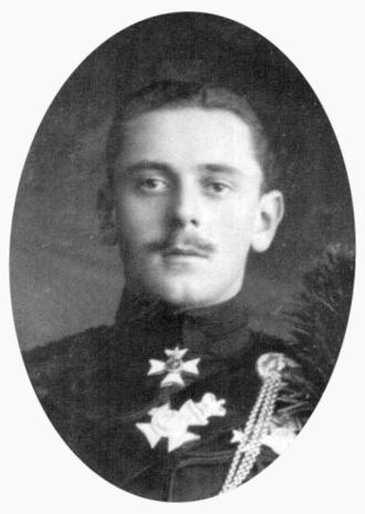 Prince Maurice of Battenberg - Image: 1891 Maurice 04