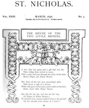 St. Nicholas Magazine - St. Nicholas, 1896