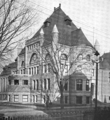 1899 Lowell public library Massachusetts.png
