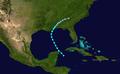 1900 Atlantic tropical storm 4 track.png