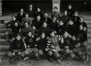 1900 Clemson Tigers football team