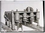1903 Wright Flyer horizontal 4-cylinder engine left front.jpg