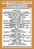 19091015 Brunswick ad - Mineralite - Fort Wayne Journal-Gazette.png