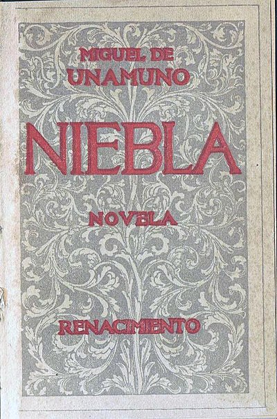 Picture of a book: Niebla