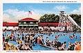 1920 - Dorney Park Pool Postcard - Allentown PA.jpg
