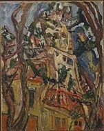 查姆·绍坦白俄罗斯画家Cha?m Soutine (Belarusian, 1893–1943) - 文铮 - 柳州文铮