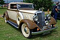 1933 Hupmobile KK-321 convertible at Hatfield Heath Festival 2017 - 03.jpg