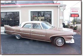 Plymouth savoy 1960