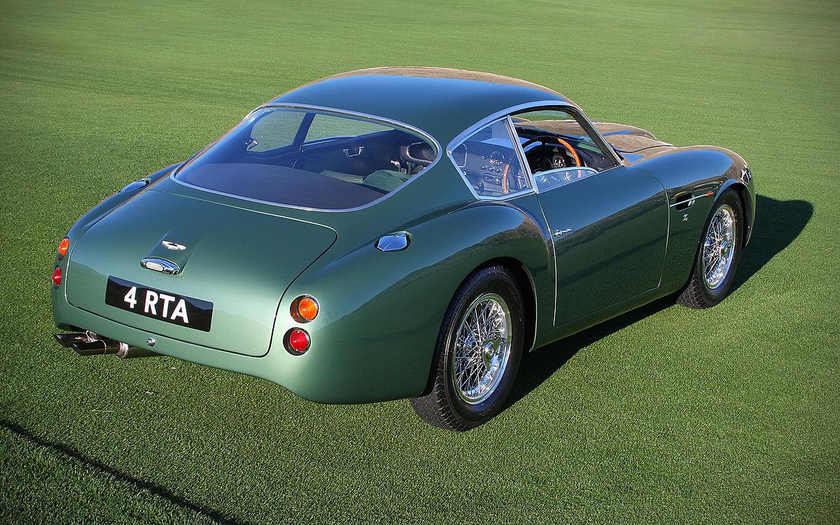 File 1961 Aston Martin Db4 Gt Zagato Rvr Jpg Wikimedia Commons