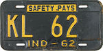 1962 Indiana license plate.JPG