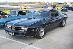 Firebird Trans Am z 1978