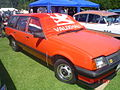 1983 Vauxhall Cavalier wagon (7401030478).jpg