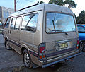 1984 Ford Spectron XLT van (2009-07-23).jpg