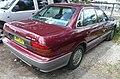 1993 Mitsubishi Magna (TR) GLX sedan (2009-10-09).jpg