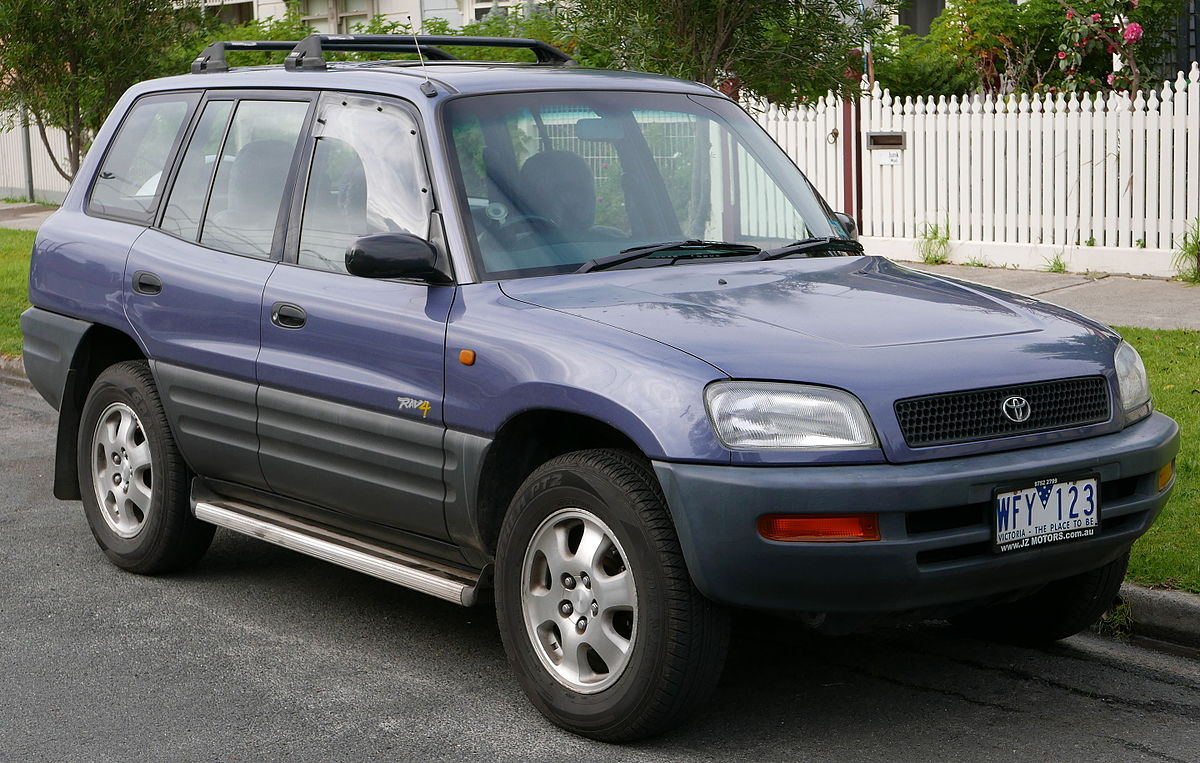 Toyota rav4 wikipedia for Honda rav 4