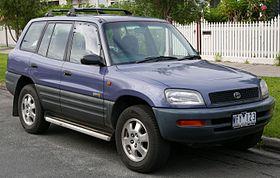 1995 Toyota RAV4 (SXA11R) Cruiser Wagon (2015 07 14) 01