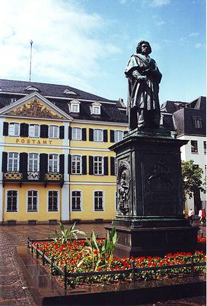 Beethoven Monument, Bonn - Beethoven Monument
