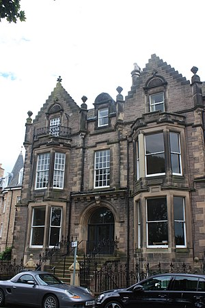 John Henry Lorimer - 1 Bruntsfield Crescent, Edinburgh