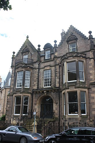 James Lorimer (advocate) - 1 Bruntsfield Crescent, Edinburgh