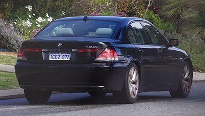 BMW 7 Series (E65) - Wikiwand