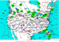 2004-02-01 Surface Weather Map NOAA.png