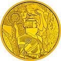 2004 Austria 100 Euro Secession back.jpg